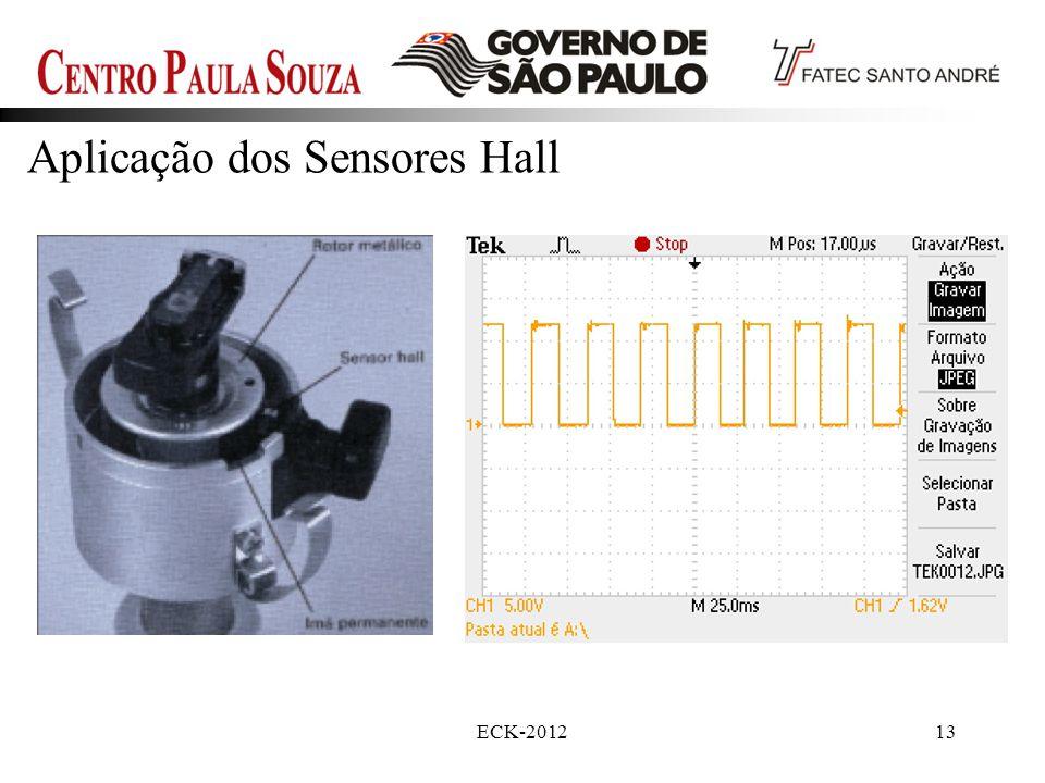 ECK-201213 Aplicação dos Sensores Hall
