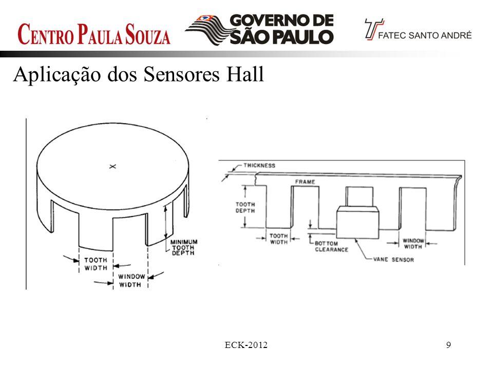 ECK-20129 Aplicação dos Sensores Hall