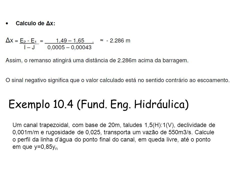 Exemplo 10.4 (Fund.Eng.