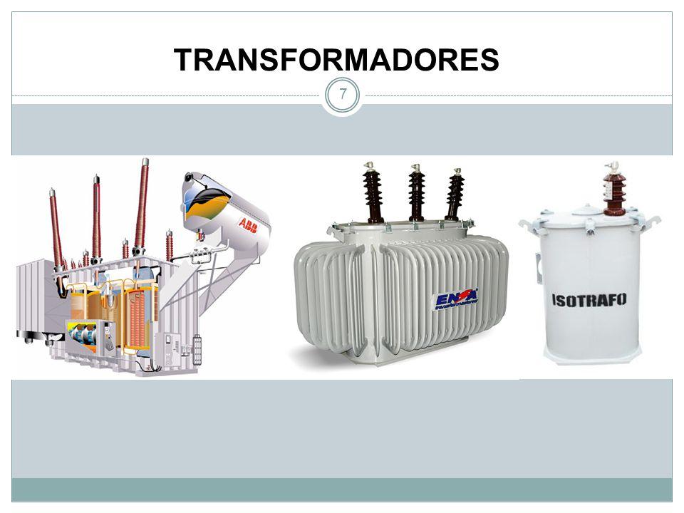REATORES Reatores em série: Outro efeito do aumento da extensão das linhas de transmissão é o aumento da corrente de curto-circuito, cujo valor pode ultrapassar os limites de projeto dos equipamentos.