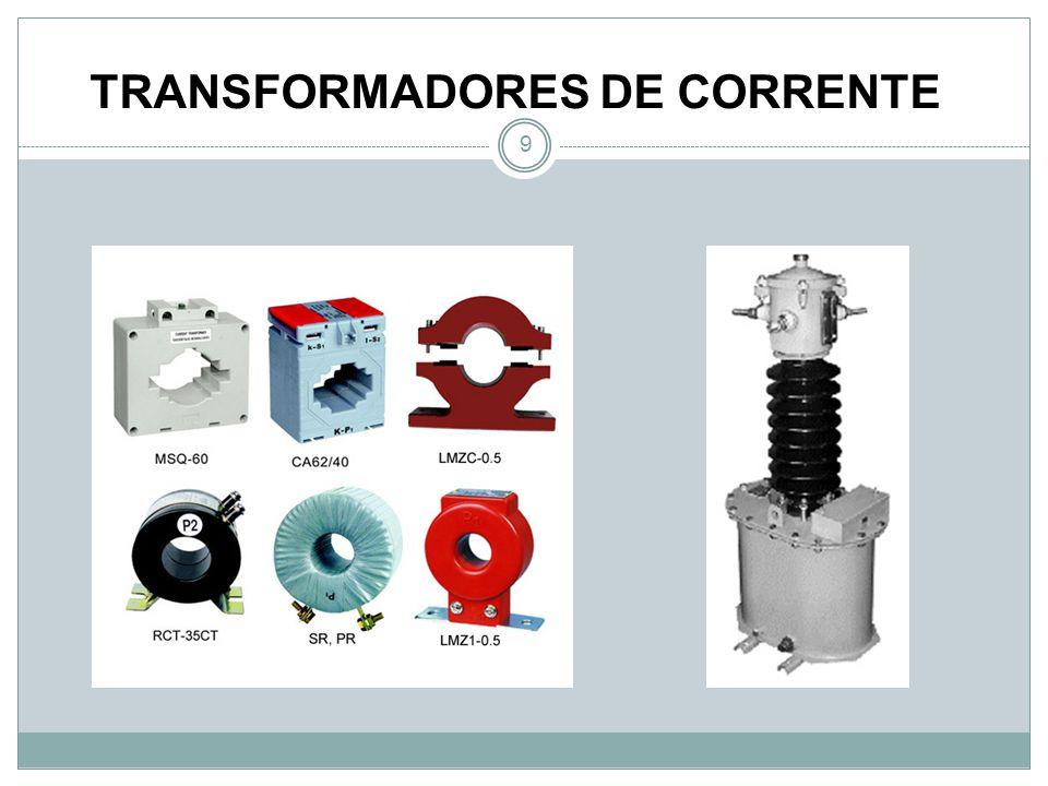 9 TRANSFORMADORES DE CORRENTE