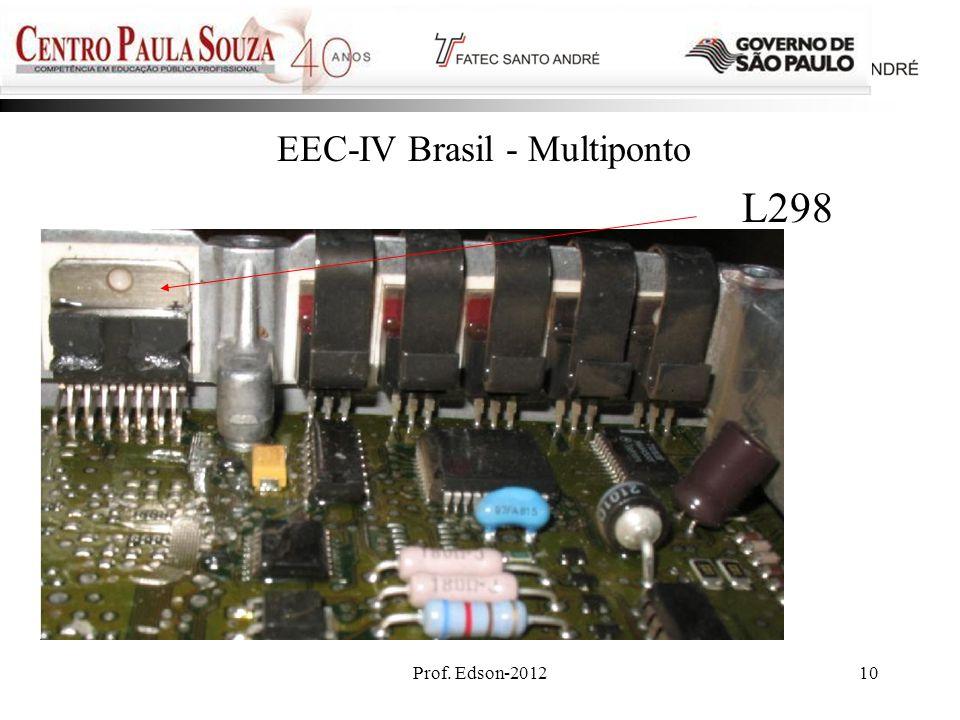 Prof. Edson-201210 EEC-IV Brasil - Multiponto L298