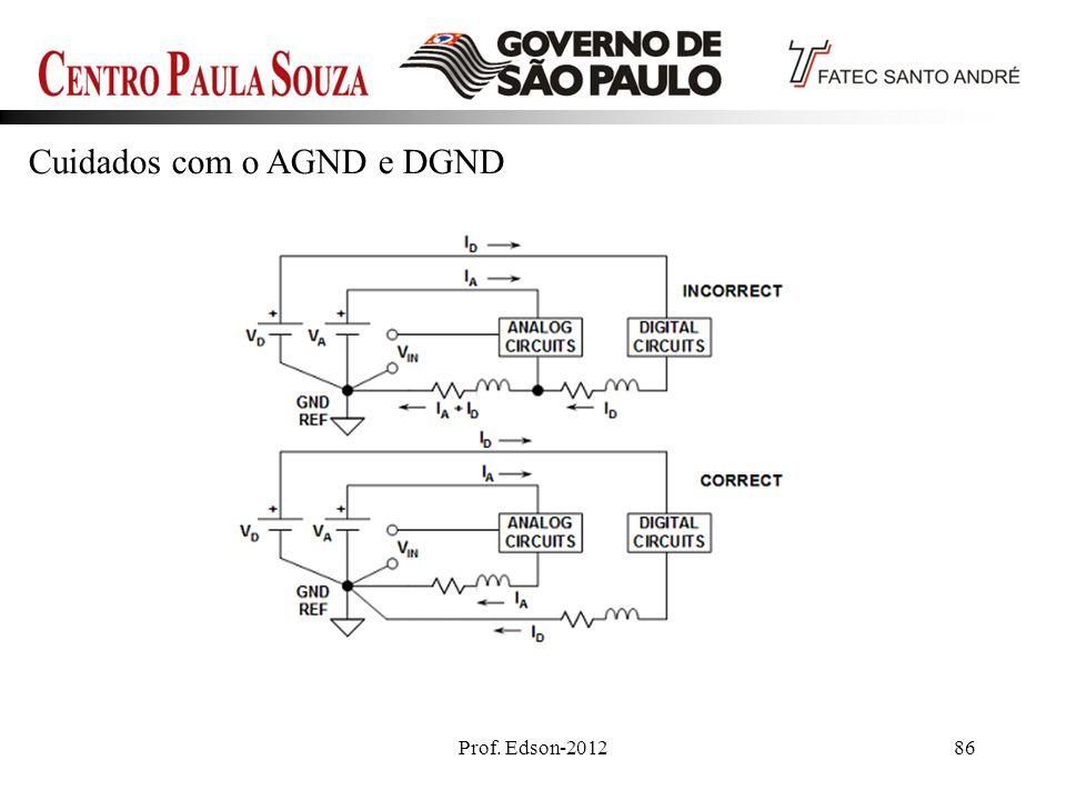Prof. Edson-201286 Cuidados com o AGND e DGND
