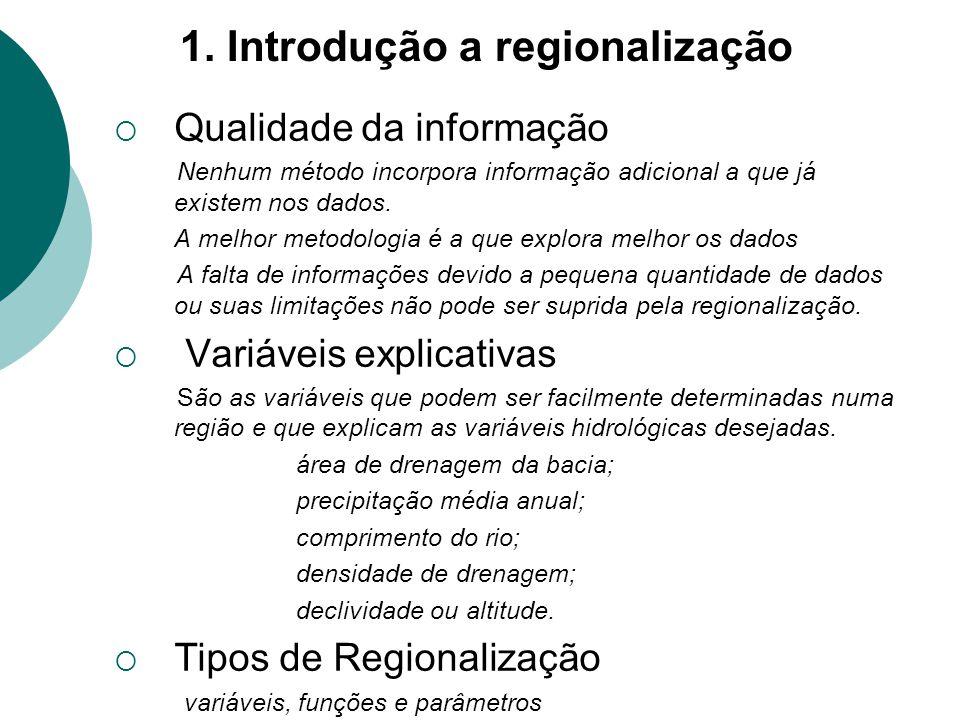 24 Qualidade da informação Nenhum método incorpora informação adicional a que já existem nos dados.