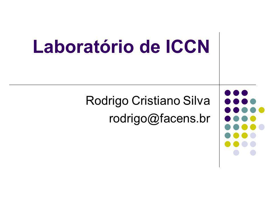 ICCN – Laboratório Exercícios Calcular a média aritmética entre 2 valores Calcular o tempo de vida em meses e dias de uma pessoa através da sua idade (em anos) Calcular a área e o perímetro de um quadrado / retângulo