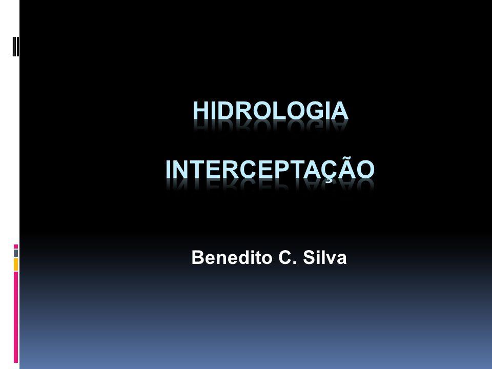 Benedito C. Silva Hidrologia