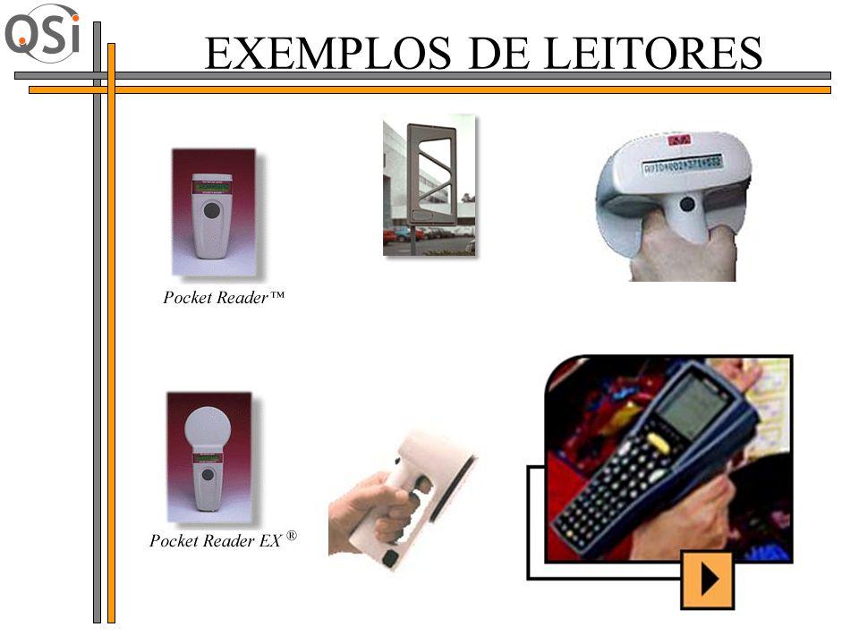 EXEMPLOS DE LEITORES
