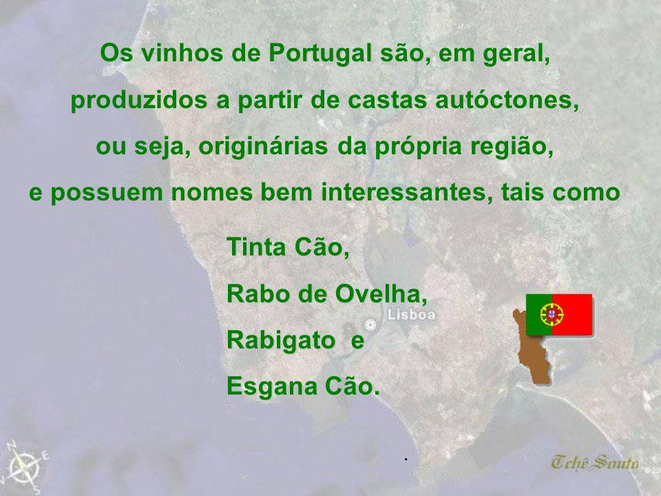 Há duas expressões importantes nos rótulos dos vinhos portugueses: Reserva e Garrafeira. Reserva indica que o vinho tem mais meio grau de álcool que o