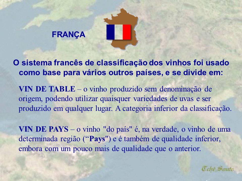A França é, sem dúvida, o país que tem a imagem mais fortemente associada ao mundo do vinho. E não é para menos, pois trata-se do 2 o produtor mundial