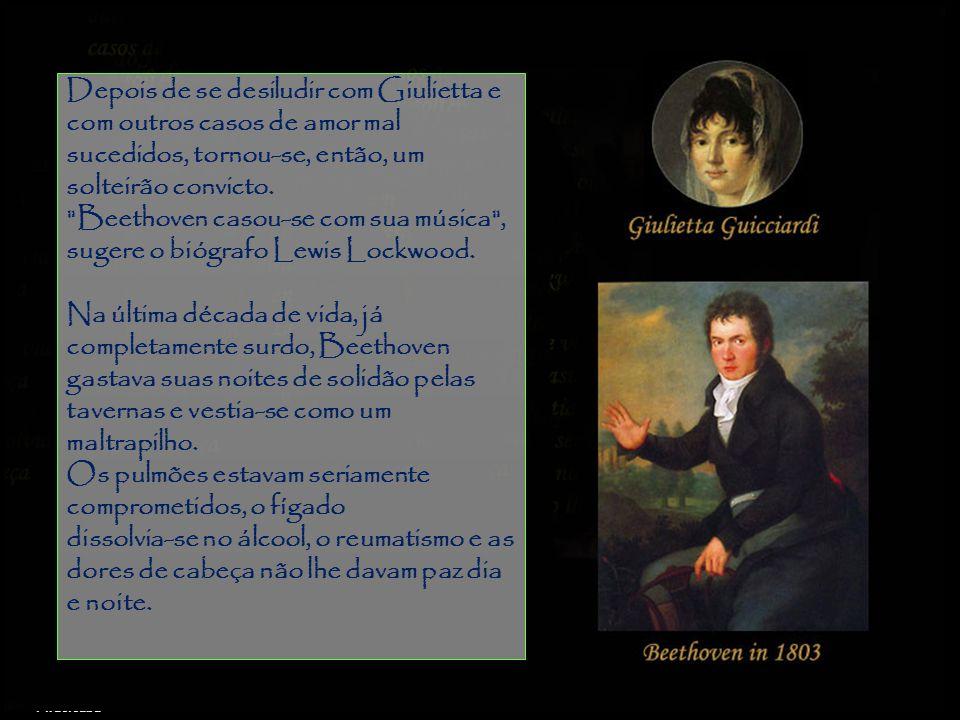 Piracicaba No ano de 1801, ele dedicou à condessa Giulietta Guicciardi, sua aluna, a maravilhosa Sonata ao Luar Op.27, no. 2, em 3 movimentos: Adagio