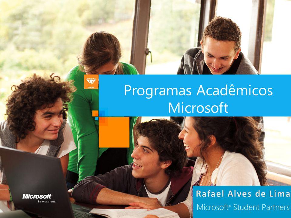 Programas Acadêmicos Microsoft