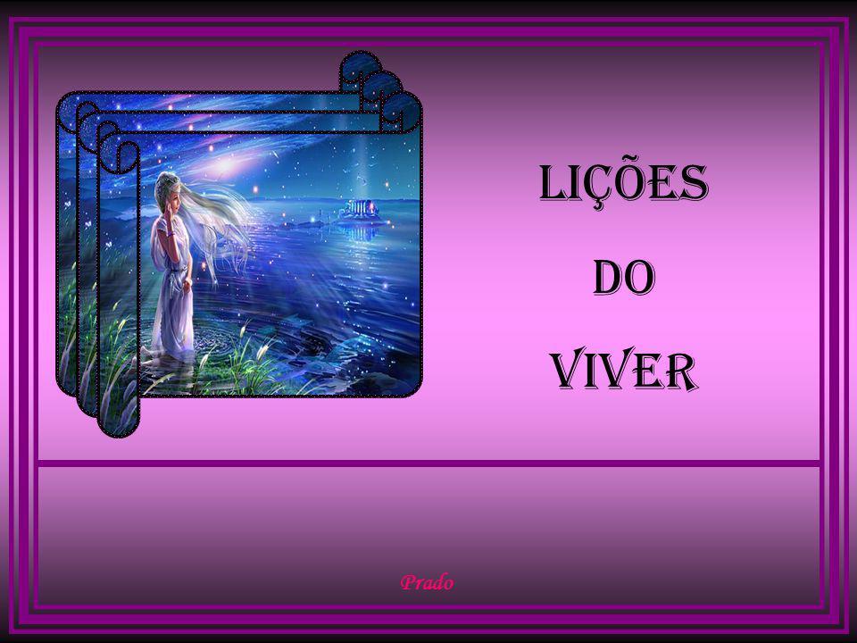 Prado LIÇÕES DO VIVER