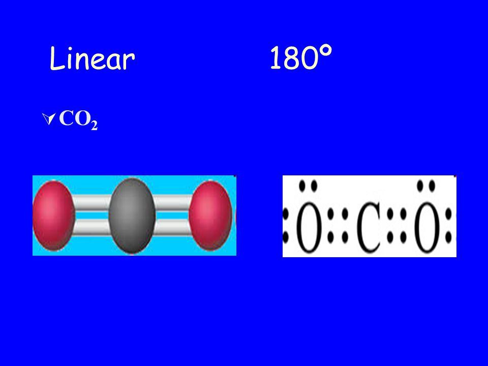 Linear 180º CO 2
