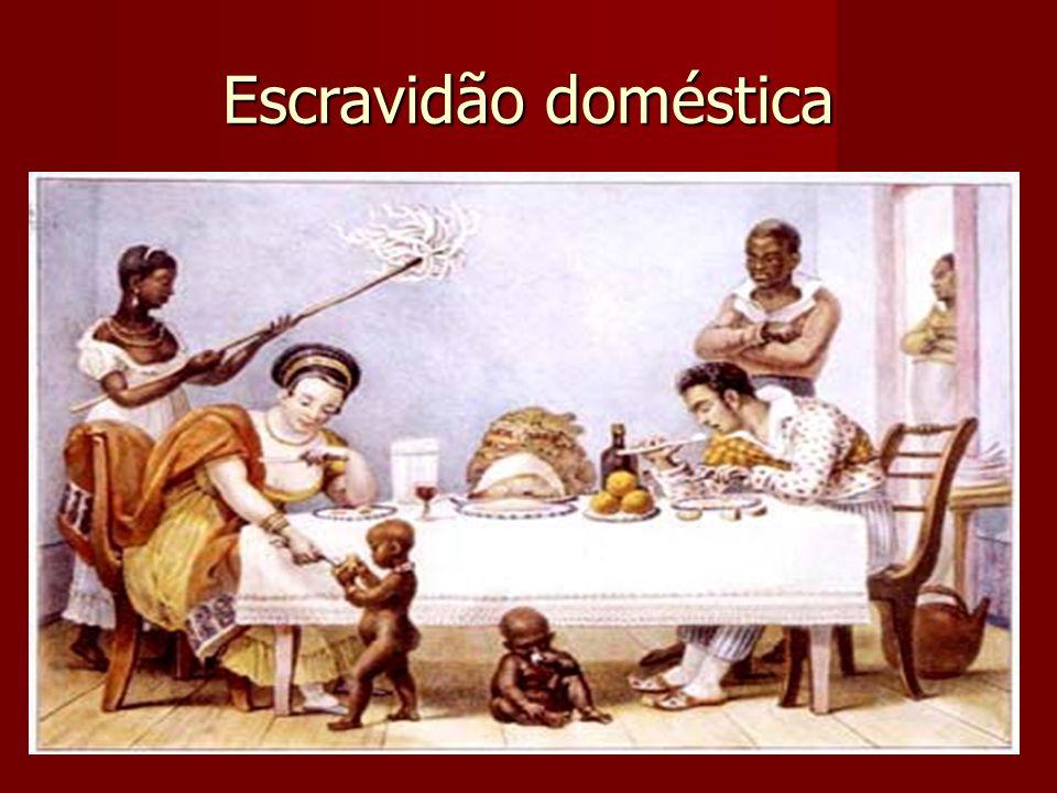 Escravidão doméstica