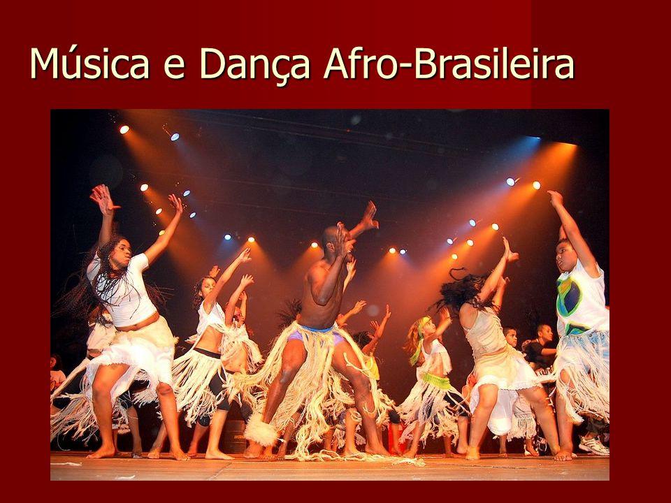 Música e Dança Afro-Brasileira