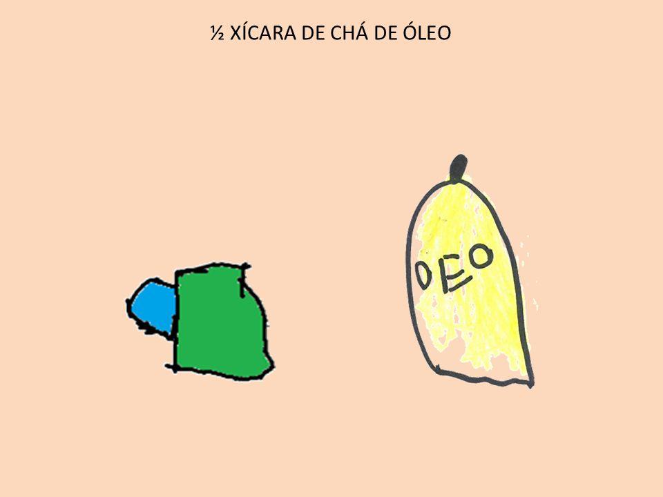 2 XÍCARAS DE CHÁ DE CASCA DE ABÓBORA PICADA