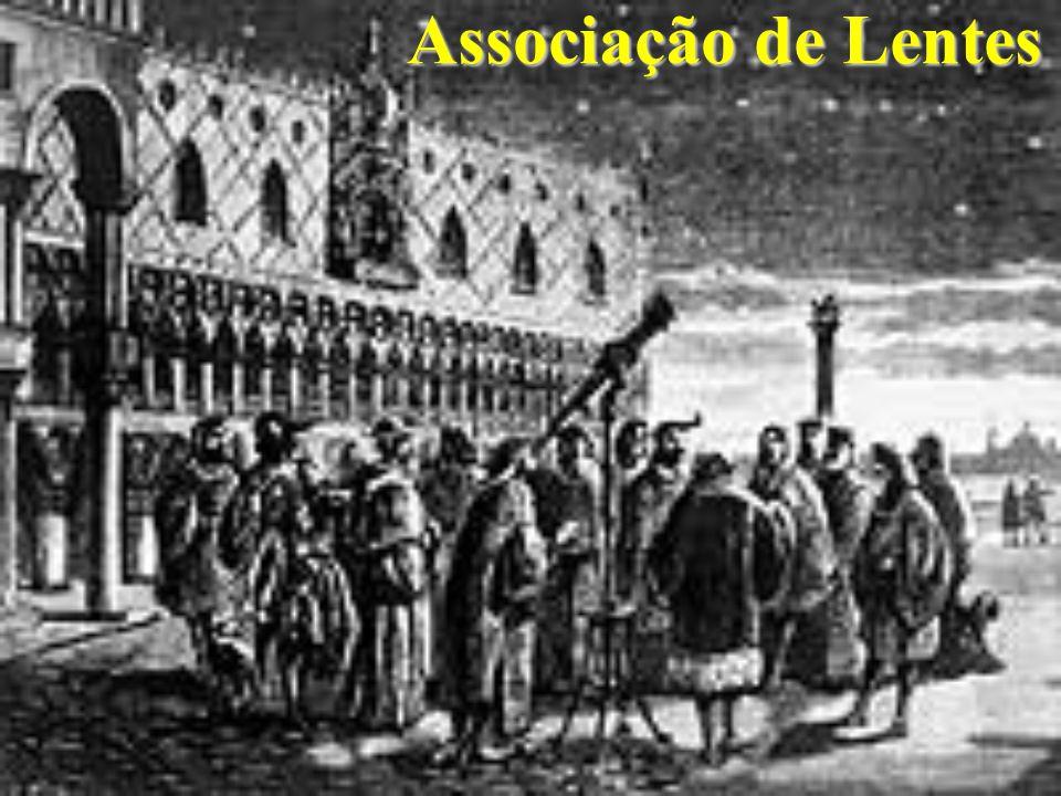 Associação de Lentes