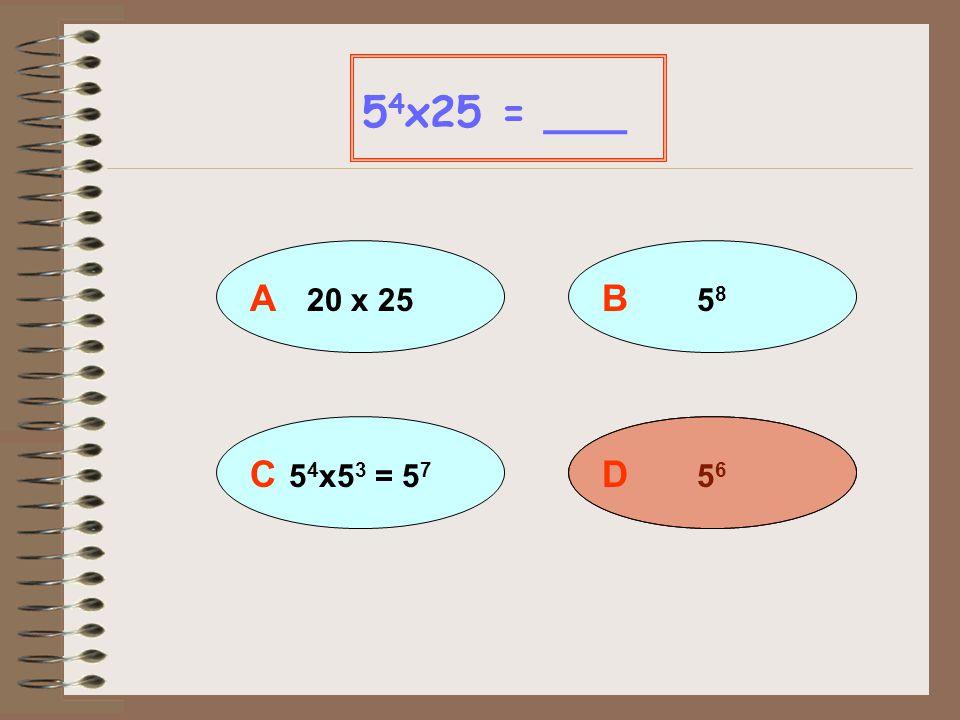 A 16 8 16 4 x16x16 3 = ___ B 16 12 D nenhuma C 16 4 x16 3