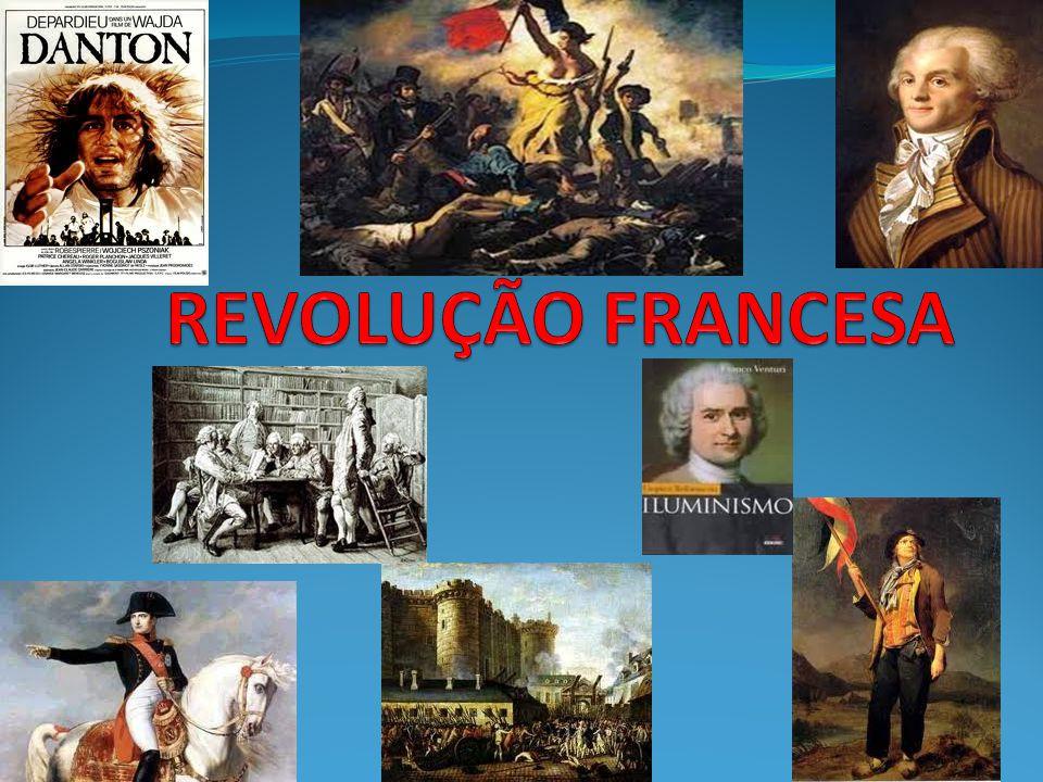 A FRANÇA PRÉ - REVOLUCIONÁRIA A Revolução Francesa é, assim, a revolução do seu tempo, e não apenas uma, embora a mais proeminente, do seu tipo.