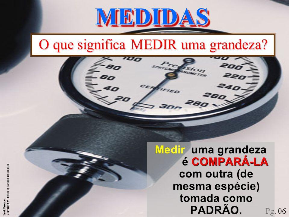 RESULTADO FINAL unidades Prof.Gustavo.Copyright ©.