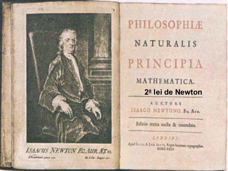 2 a lei de Newton