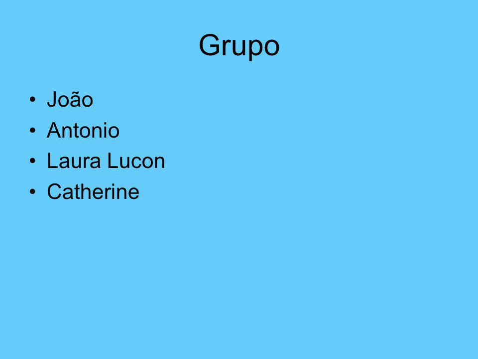 Grupo João Antonio Laura Lucon Catherine