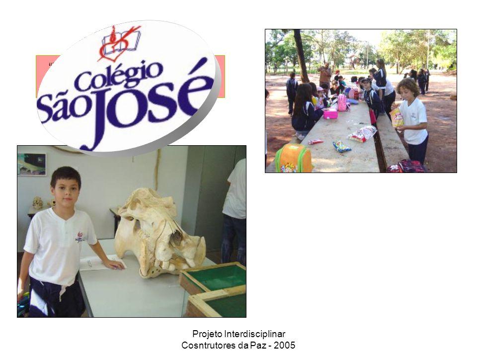 Projeto Interdisciplinar Cosntrutores da Paz - 2005 Visita ao Bosque Municipal de São José do Rio Preto - SP