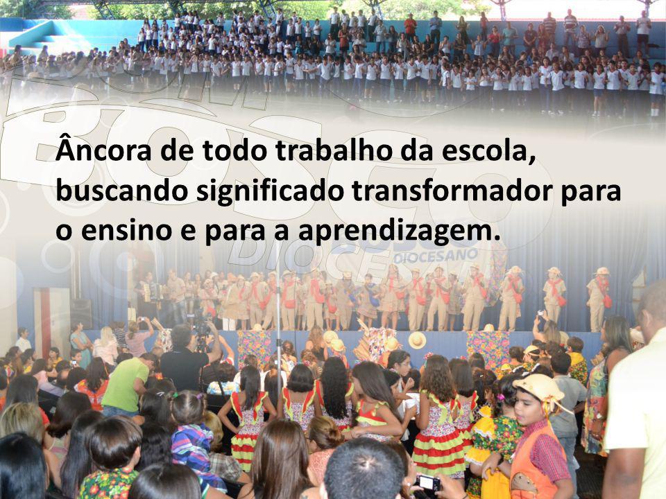 Instrumento de ações, fundamentado na Lei de Diretrizes e Bases da Educação 9394/96, em documentos e outras leis federais, em orientações da Secretaria de Educação de Pernambuco e em elementos do nosso contexto sociocultural.