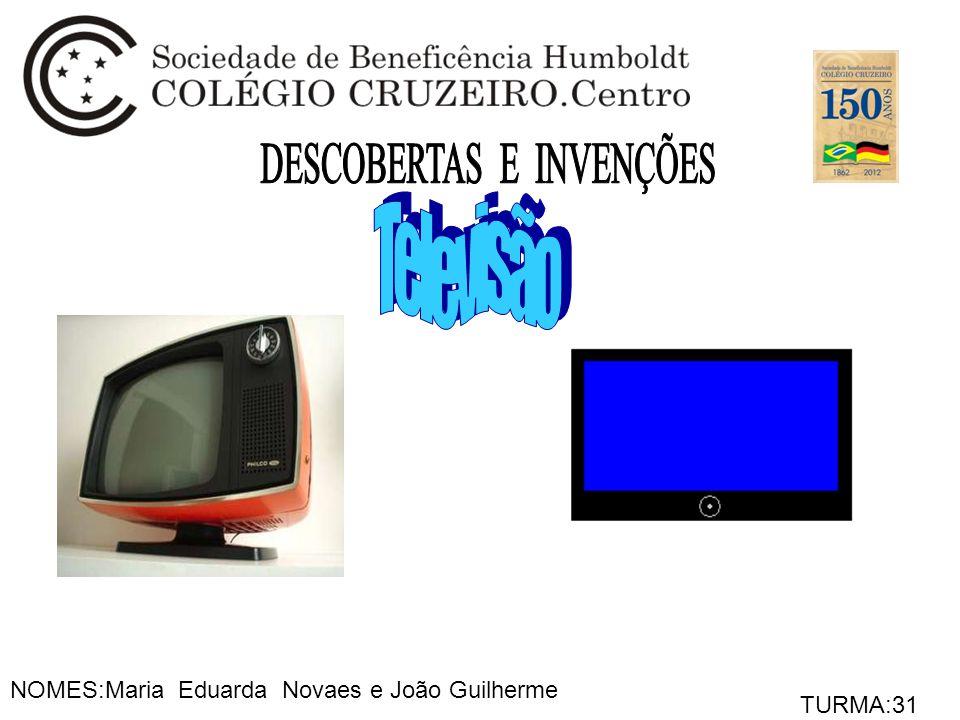 NOMES:Maria Eduarda Novaes e João Guilherme TURMA:31