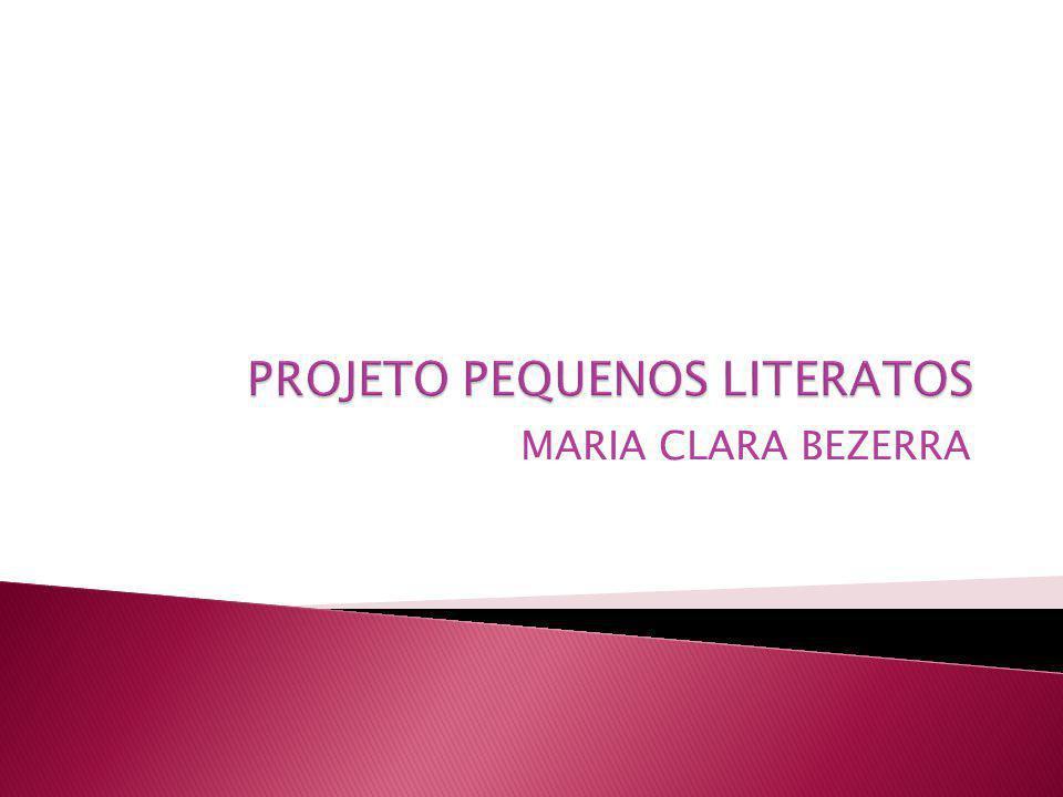MARIA CLARA BEZERRA