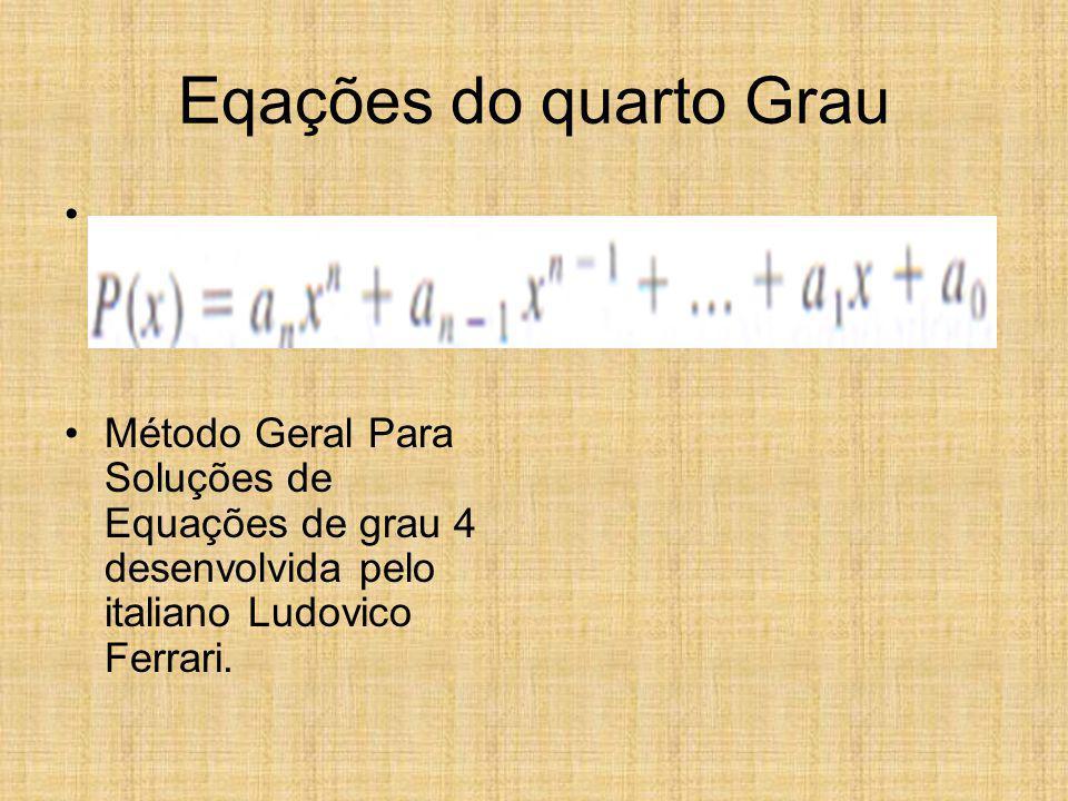 A álgebra na Antiguidade era feita desta forma: A álgebra que conhecemos surge 3400 anos depois desta no sec XVIII