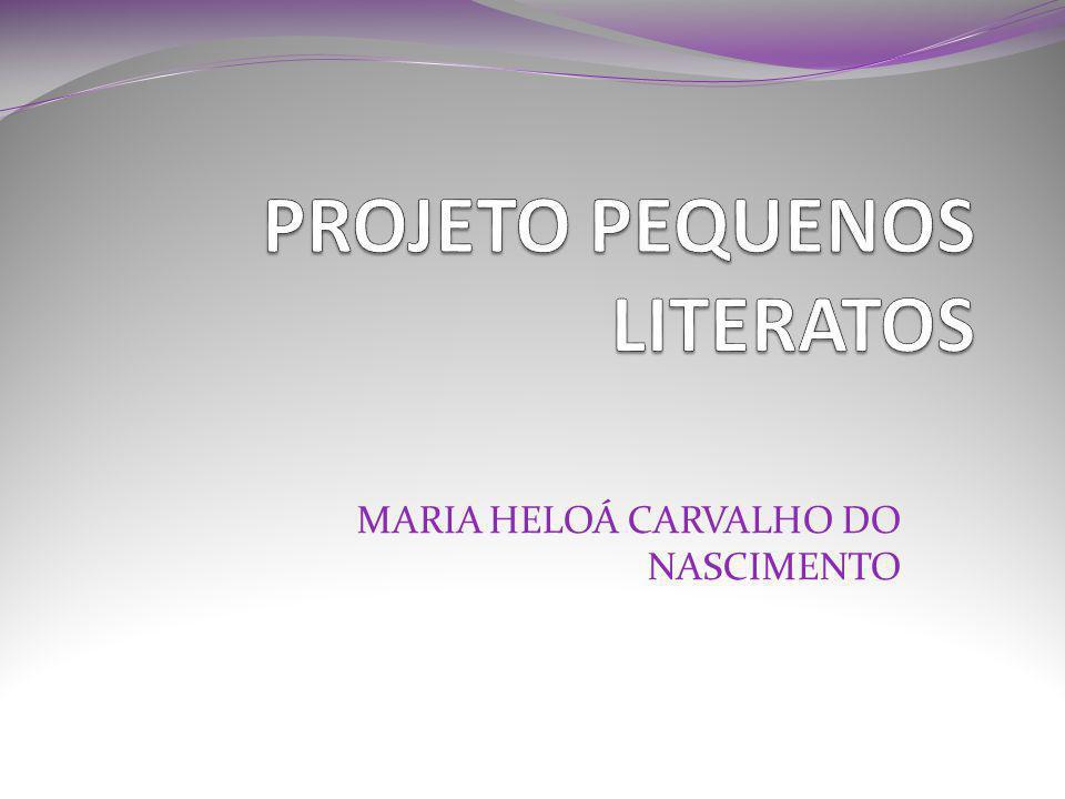 MARIA HELOÁ CARVALHO DO NASCIMENTO