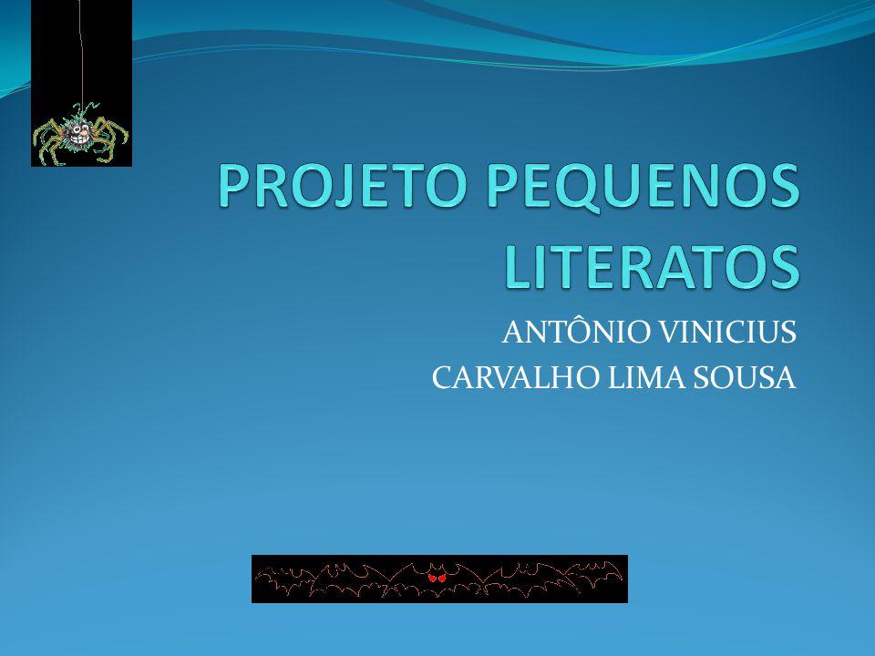 ANTÔNIO VINICIUS CARVALHO LIMA SOUSA