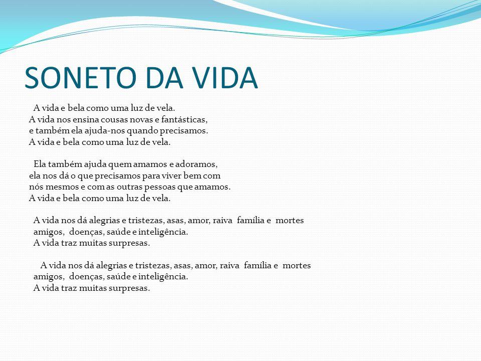 AUTOBIOGRAFIA Meu nome é Antônio Vinicius, eu gosto de fazer textos no computador.