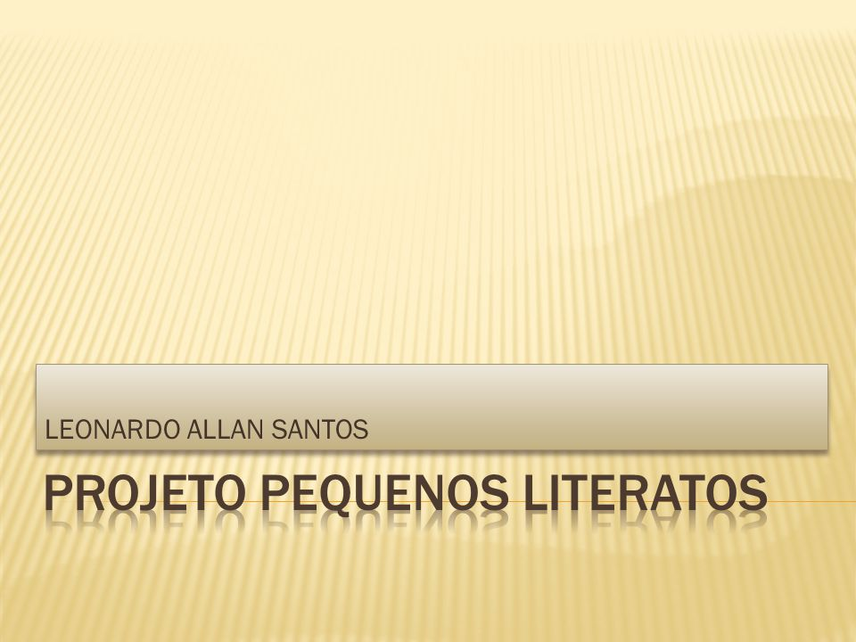 LEONARDO ALLAN SANTOS