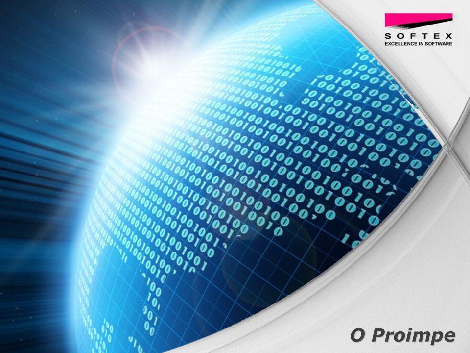 Objetivo do Proimpe Fomentar o processo de informatização das Micros e pequenas empresas brasileiras (PMEs) e, ao mesmo tempo, gerar negócios, capacitar e desenvolver o mercado fornecedor de soluções de TI produzidas por companhias nacionais