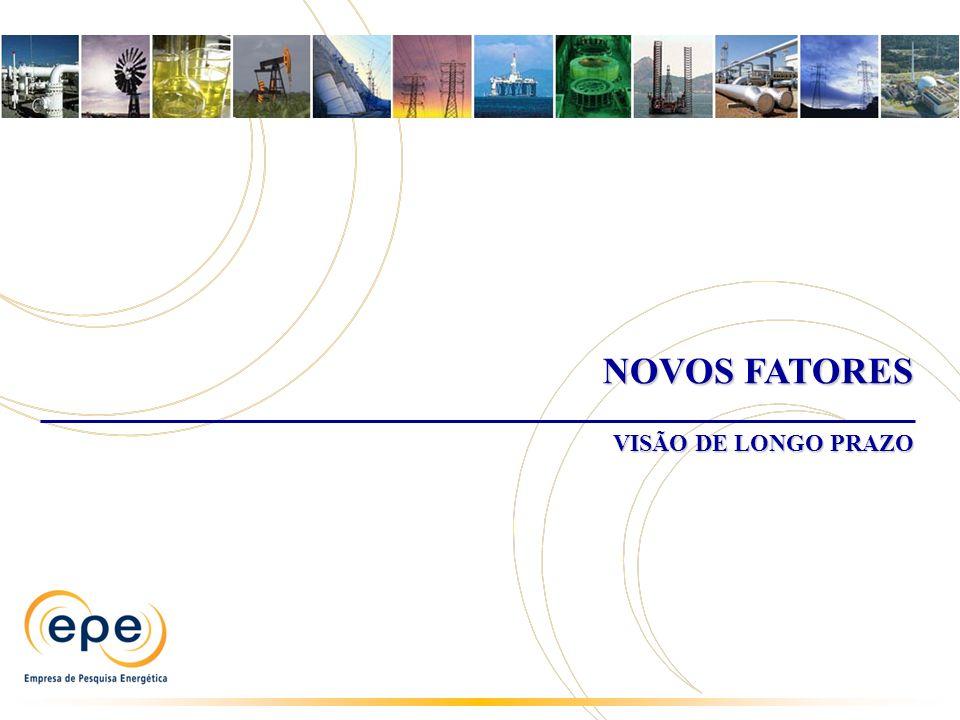 NOVOS FATORES VISÃO DE LONGO PRAZO