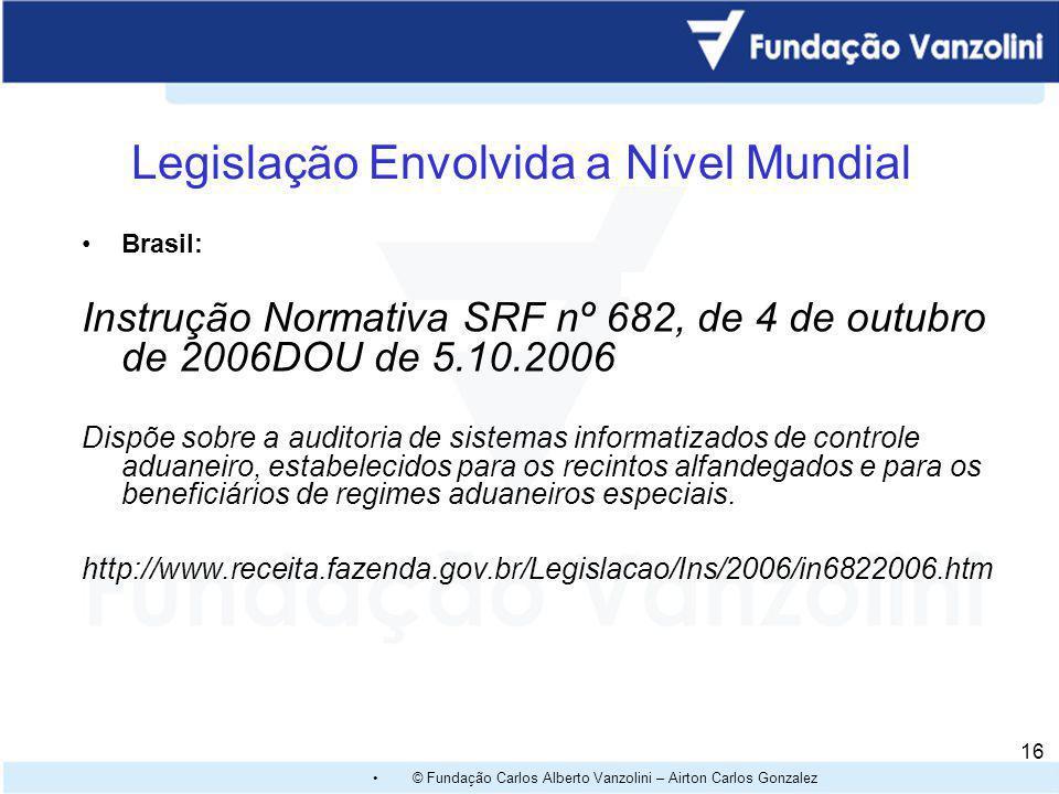 © Fundação Carlos Alberto Vanzolini – Airton Carlos Gonzalez 15
