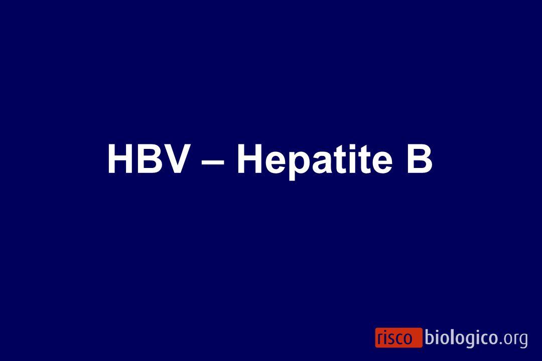 HBV – Hepatite B