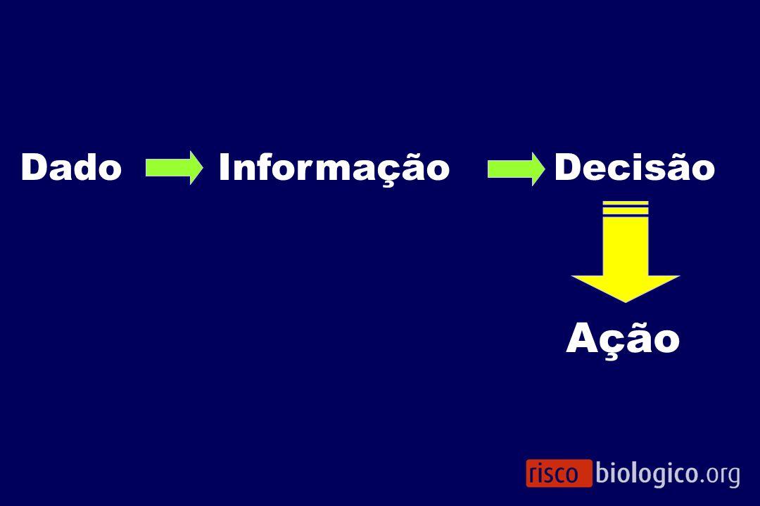 DadoInformaçãoDecisão Ação
