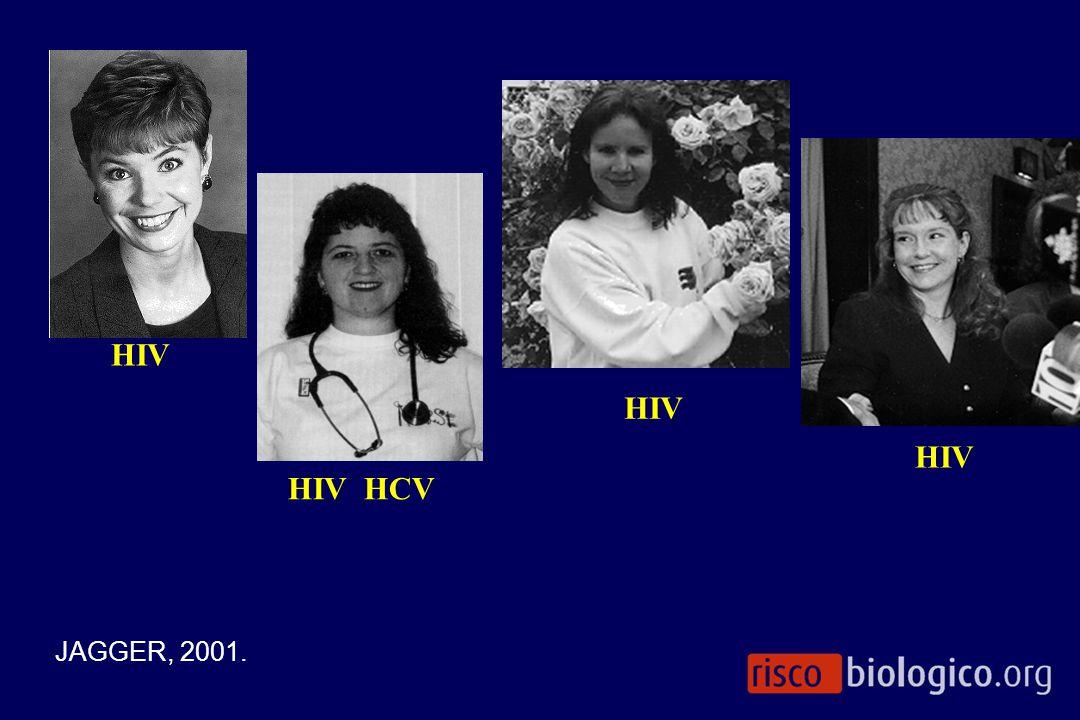 HIV HIV HCV JAGGER, 2001.