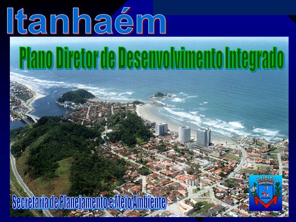 LEI COMPLEMENTAR Nº 30, de 12 de janeiro de 2000 Institui o Plano Diretor de Desenvolvimento Integrado do Município de Itanhaém - PDDI.