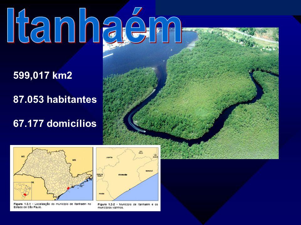 Campanha da Fraternidade 2011 599,017 km2 87.053 habitantes 67.177 domicílios