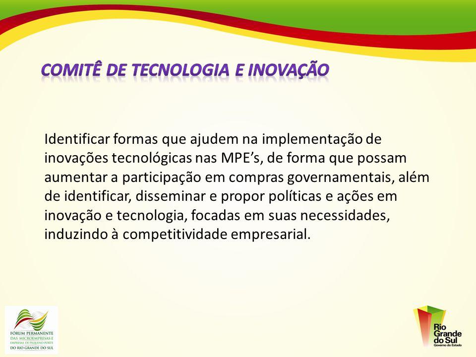 Coordenação Estadual do FOPEMEPE/RS Av.