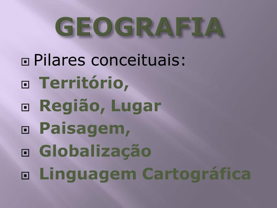 Percepção de escala geográfica que o aluno possui.
