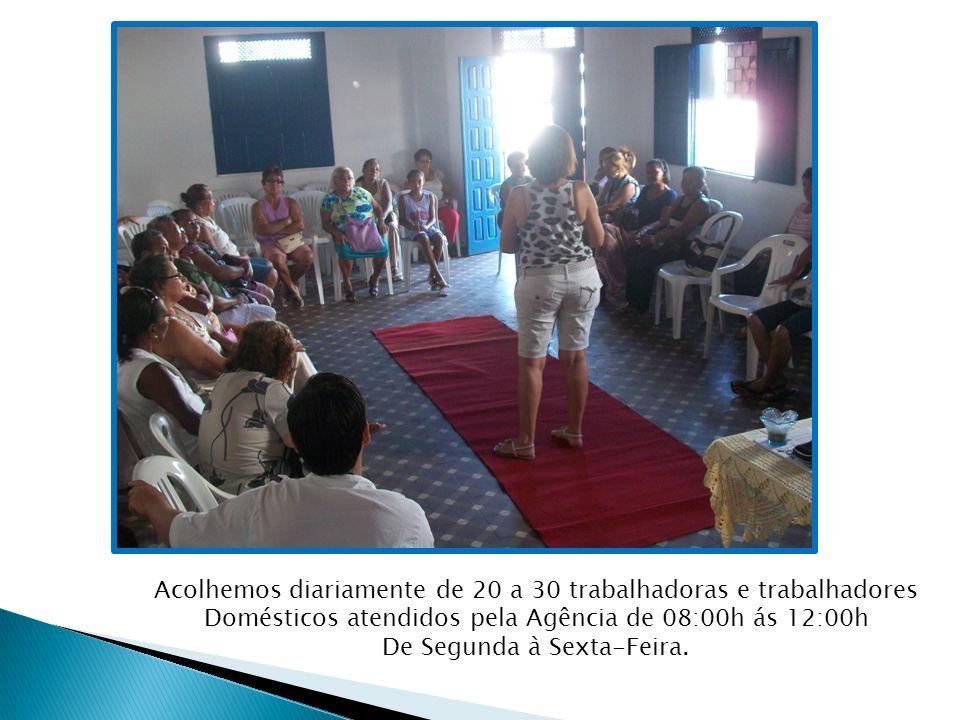 Palestras: Direitos e Deveres Como cidadãos.Orientação sobre Planejamento Familiar.