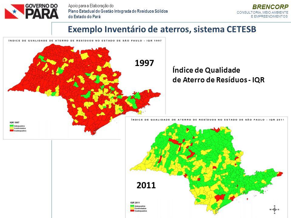 Gestão adequada e estruturada de Resíduos Sólidos no Estado do Pará, nos horizontes temporais de curto, médio e longo prazo, correspondendo aos regulamentos da Política Nacional de Resíduos Sólidos MEIO FIM OBJETIVO CENTRAL Monitoramento e controle ambiental controla riscos ambientais e para a saúde pública causados pelos RS Modelo sustentável de financiamento para o setor implementado Remediação, monitoramento e controle de áreas contaminadas por lixões Aproveitamento energético e contribuição para gestão eficiente de recursos naturais Cooperativas de catadores contribuem significativamente na recuperação de materiais recicláveis Poluição difusa por resíduos eliminada e controlada Saneamento urbano adequado, também em assentamentos humanos rurais Contribuição para a saúde da população urbana e rural Poluição de solo, de águas superficiais e de mananciais por RS evitada Cooperativas de Catadores são um elo formalizado na gestão de RSU Uso de tecnologias adequadas para tratamento de resíduos e recicláveis Arvore de Objetivos Meio AmbienteSaúde Pública Disposição final de RSU adequada Universalização da coleta de RSU, com taxa de coleta correspondendo ao cenário nacional Controle de poluição difusa por RSU ( littering ) em espaços urbanos e assentamentos humanos rurais Cumprimento das exigências da PNRS Sistemas de coleta de RCD e Volumosos funcionando Tratamento adequado de RCD e Volumosos Geração de resíduos específicos conhecido, com tratamento e destino final adequado Resíduos rurais com sistemas adequados de coleta Recursos Naturais Dados de recuperação de materiais recicláveis monitorados, Coleta Seletiva e Educação Ambiental em base de planos implementado Iniciativas de recuperação de materiais recicláveis sistematizadas e formalizadas Inclusividade Catadores cooperados incluídos nos sistemas de gestão de RSU População dispõe de canais diretos de comunicação para a gestão de RSU Postura de interesse no sistema e Cooperação com a limpeza urbana Políticas Institu