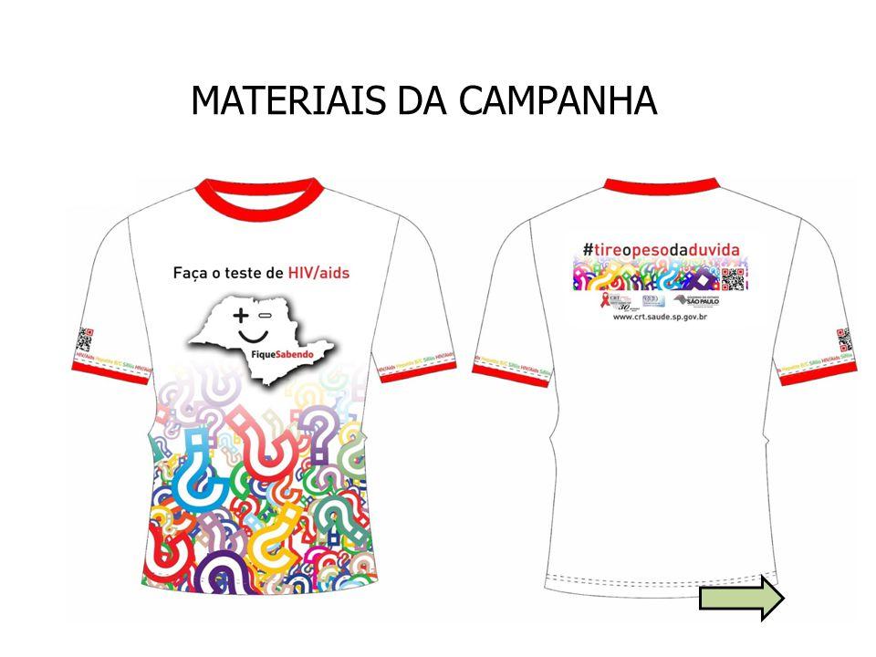 MATERIAIS DA CAMPANHA