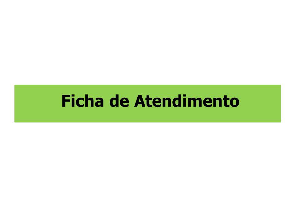 Ficha de Atendimento