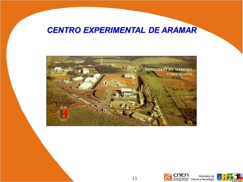 CENTRO EXPERIMENTAL DE ARAMAR 11